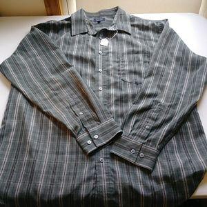 Croft & Borrow XL Mens Shirt